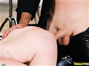 Lexi Lore takes on the hung Sean Lawless