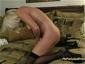 Ms Paris Rose in xxx ravaging