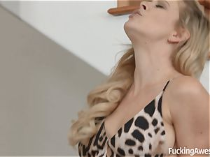 FuckingAwesome- Cherie DeVille teaches her stepdaughter