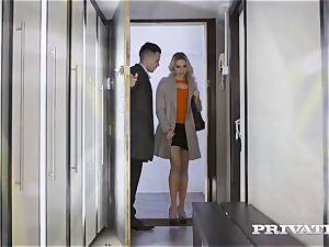 Private.com - Mia Malkova ravages in the cavern