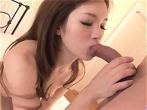 Top Mei Haruka japanese home hookup in hardcore