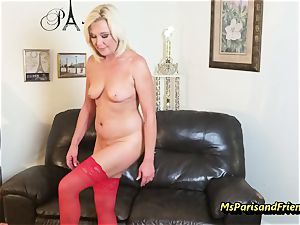 cram Up the Strippers widely opened pussy with Ms Paris Rose