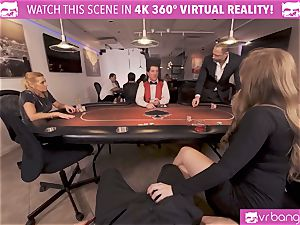 VRBangers.com-Busty stunner is porking stiff in this agent