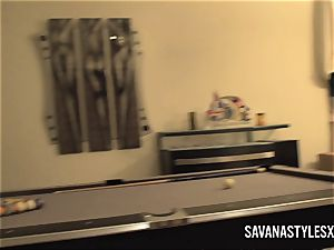 OMG Bad Elf Savana Styles Squrts Everywhere
