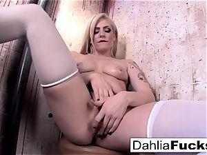 Boiler apartment solo with Dahlia Sky