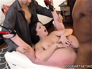 Jennifer milky big black cock buttfuck - hotwife Sessions