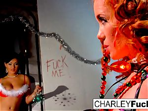 Charley gets an suggest that she can't refuse