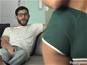 Caught in the activity - August Ames