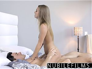 NubileFilms - taut Coed ravages And swallows