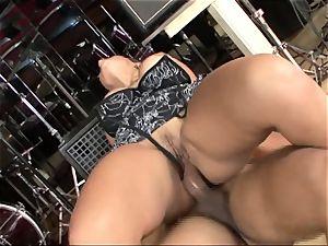 Caroline Miranda - rock-hard anal - 720p