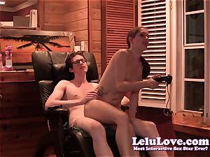 Lelu Love-Fucking Away From vid Games