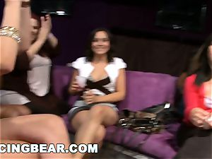 party party soiree with the Muthafucking Dancing bear!