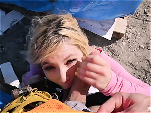 Kenzie Reeves pov tear up on the mansion site