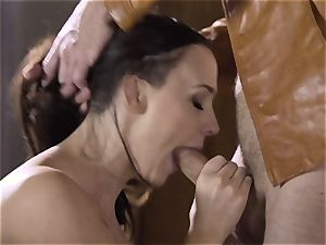 Spoiled pt two Chanel Preston gets her steamy vag treated
