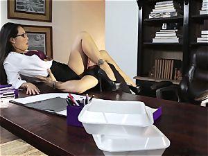 Asa Akira cheats in her buddies kinky wish
