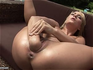 Blue Angel love knuckle smashing at the couch