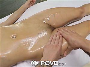 POVD DEEP sensuous massage ravage with luxurious beginner