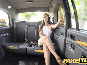 fake taxi wild flexible american hotty