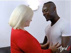 AgedLovE Lacey Starr multiracial gonzo anal