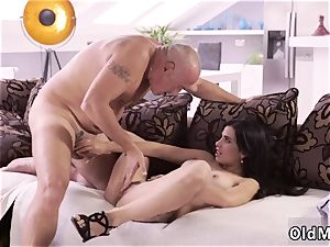 super-steamy towheaded oiled and humped harsh hump for sumptuous latina babe