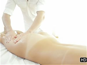 Dillion Harper getting a full on sexual massage