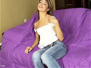 Veronica Rodriguez playthings brazilian slit