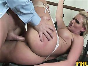 FHUTA physician giving Phoenix Marie a full