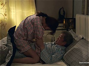 japanese Chae Min-Seo on her knees blowing fuck-stick