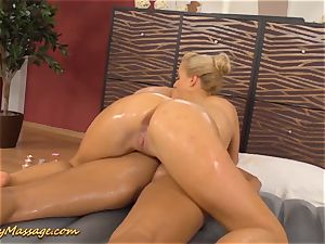 nasty lubricious girl/girl nuru massage