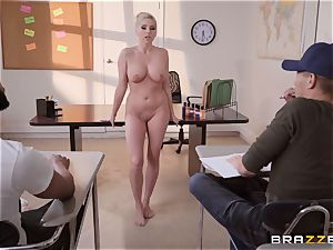 Christie Stevens bent over and pounded doggie-style