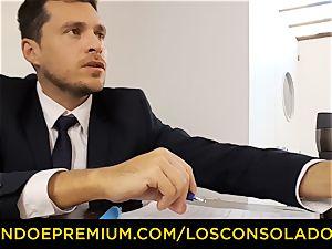 LOS CONSOLADORES - super-hot audition with Hungarian Sicilia