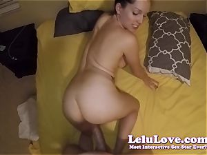 I deepthroat and ride your bone to creampie while your wife
